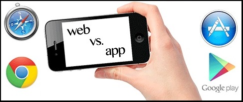 Mobile apps vs websites – Why build apps ?
