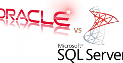 oracle vs mssql server www.mudassirshahzad.com